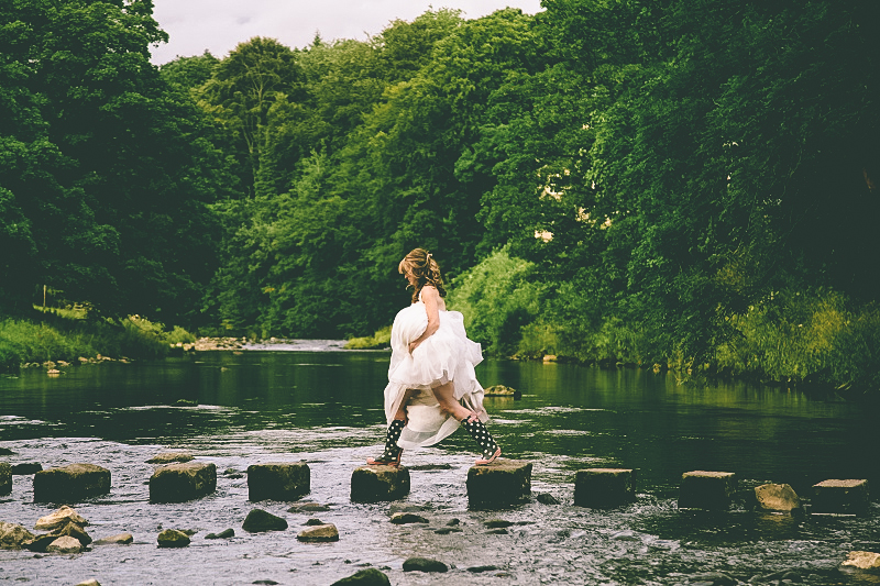 Whitewell-Stepping-Stones-Bride