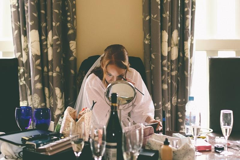 Bridal-Preparations