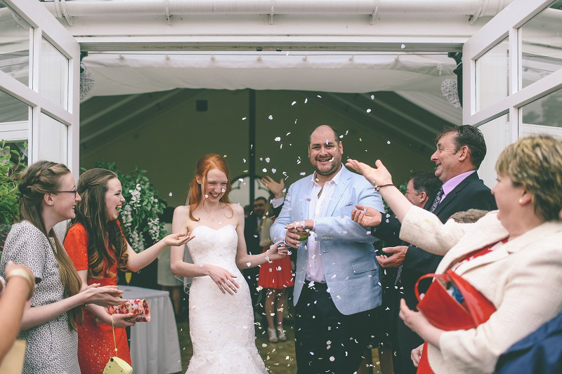 Combermere-Wedding