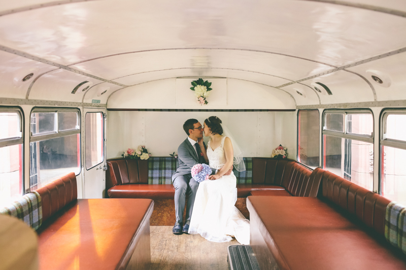 Wedding-Bus