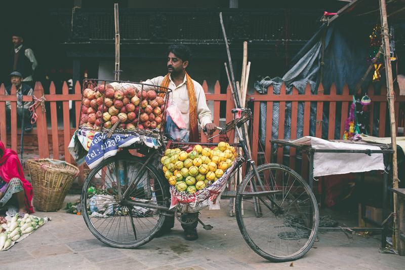 Apple-Salesman-Kathmandu