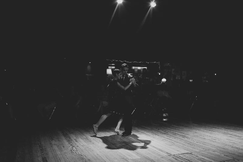 Argentinian-Tango