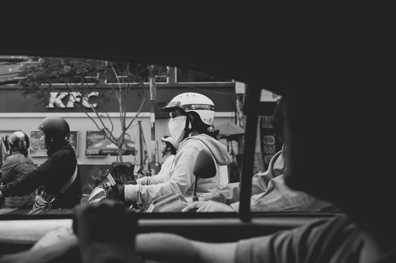 Saigon-Bikers